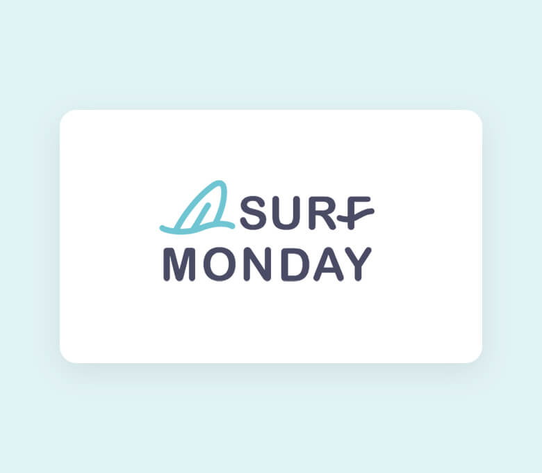Surfing Portal Logo Design