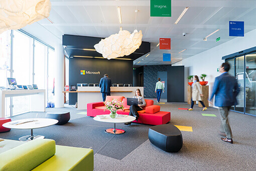 Open space – new trend in office design